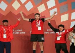 """والي تهنئ """"ذوي الهمم"""" بالأولمبياد الخاص بأبو ظبي"""