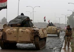 الجيش العراقي يشرع في سحب قواته من داخل مدينة الموصل