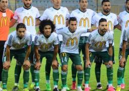 المصري يواجه سموحة في صراع المربع الذهبي