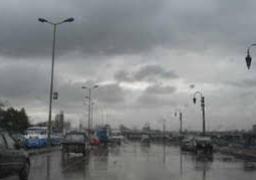 تكثيف جهود إزالة آثار الأمطار خاصة في القاهرة