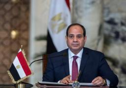 كلمة الرئيس السيسي فى الذكري ال36 لتحرير سيناء