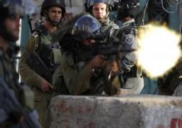 إصابة أربعة فلسطينيين في اشتباكات ليلية مع جنود إسرائيليين في غزة