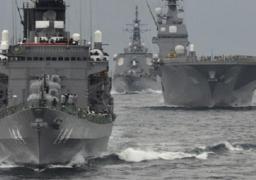 حرس السواحل الياباني: 4 سفن صينية تدخل المياه الإقليمية