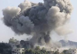 قصف واشتباكات بين القوات الحكومية وداعش في البادية السورية