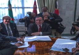 """الجيهيناوي: اجتماع """"دول جوار ليبيا"""" يهدف لمساعدة الليبيين على انتخاب قياداتهم وسلامة يؤكد أن إجراء الانتخابات في ليبيا سيساعد على توحيده"""