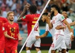 كأس العالم 2018.. التشكيل الرسمى لمباراة بلجيكا وتونس
