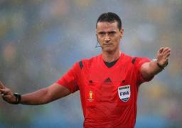 طاقم تحكيم كولومبي يدير مباراة مصر والسعودية في المونديال