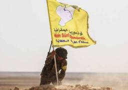 قوات سوريا الديموقراطية المدعومة من الولايات المتحدة تطهر كافة أراضي الحسكة من داعش