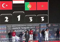 مصر تحتل المركز الخامس في ترتيب ميداليات «ألعاب البحر المتوسط»