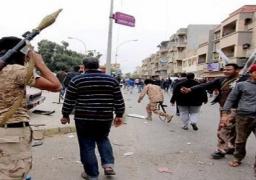 مقتل 7 جنود ليبيين في مواجهات مع الجماعات المسلحة وسط البلاد