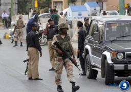 باكستان تنشر 100 ألف من عناصر الشرطة خلال الإنتخابات
