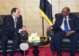 قمة مصرية – سودانية غدا بالخرطوم لتعزيز التعاون المشترك بين البلدين
