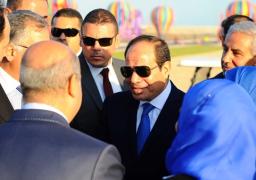 الرئيس عبد الفتاح السيسي يفتتح اليوم  أكبر مجمع لإنتاج الاسمنت بالشرق الاوسط