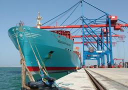 تداول 28 سفينة حاويات وبضائع عامة بموانئ بورسعيد
