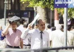 طقس حار على القاهرة والوجه البحري.. والعظمى بالعاصمة 35