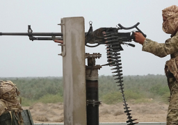 عملية عسكرية واسعة في البيضاء بدعم من قوات التحالف باليمن