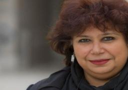 وزيرة الثقافة : إنشاء مسرح المواجهة والتجوال لمواجهة الإرهاب والتطرف