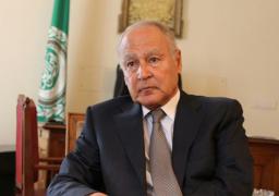 أبو الغيط يُحذر من خطورة الأوضاع في الأراضي الفلسطينية المحتلة