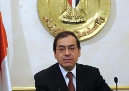 وزير البترول : اتفاقية الغاز مع قبرص تفتح الآفاق لإعادة التصدير