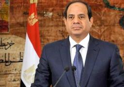 الرئيس السيسى يفتتح اليوم المستشفى العسكرى بمحافظة المنوفية