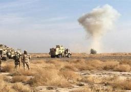 الاستخبارات العسكرية العراقية تعتقل خلية إرهابية في الأنبار