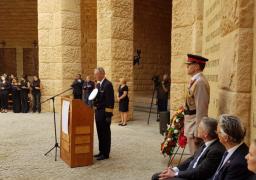سفير ألمانيا بذكرى معركة العلمين: لا زالنا ملتزمين بمنع تكرار هذه الكارثة