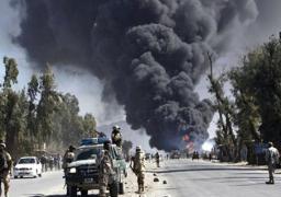 انفجارات تهز عددا من مراكز التصويت في العاصمة الأفغانية