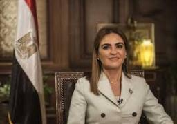 سحر نصر :مصر شهدت أعلى ارتفاع لتدفقات الاسثتمار فى افريقيا بنسبة 7%