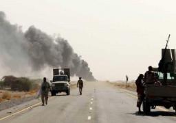 مقتل وإصابة 20 عنصرا من ميليشيات الحوثي في غارات للتحالف العربي بالحديدة