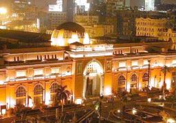 مصر تحتفل بمرور 116 عاما على افتتاح المتحف المصري