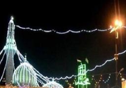 """الاثنين.. """"الإنشاد الديني"""" تحتفل بالمولد النبوي بقصر الأمير طاز"""