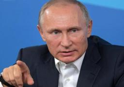 بوتين: روسيا سترد إذا انسحبت  الولايات المتحدة من معاهدة القوى النووية