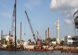 ميناء دمياط يستقبل 3 سفن حاويات وبضائع