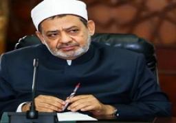 الإمام الأكبر: الإسلام له السبق في سن تشريعات هي الأنسب لمصلحة الطفل