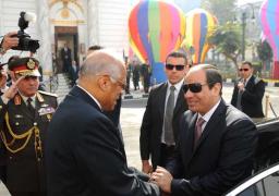 رئيس مجلس النواب يهنئ الرئيس السيسي بذكرى المولد النبوي الشريف