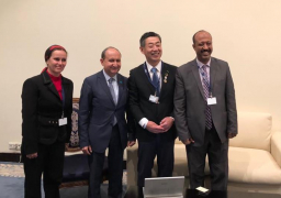 وزير الصناعة يبحث مع شركة يابانية إنشاء مجمع أدوية باستثمارات 10 ملايين دولار