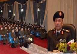القوات المسلحة تحتفل بذكرى المولد النبوي الشريف