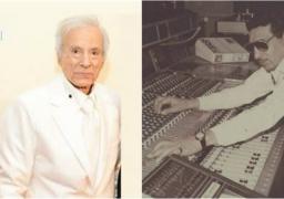 عبد الدايم تنعى الفنان سعيد عبد الغنى وكبير مهندسى الصوت بالإذاعة
