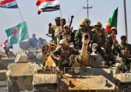 الجيش العراقى يدمر 3 أوكار للإرهابيين بمحافظة صلاح الدين