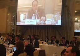 معيط: مصر تستهدف معدل نمو بنسبة 5.8 % من الناتج المحلى