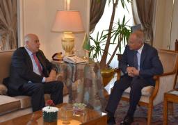 أبو الغيط يؤكد دعم الجامعة العربية القوي للقضية الفلسطينية