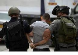 الاحتلال الإسرائيلي يعتقل 19 مواطنا فلسطينيا من الضفة الغربية