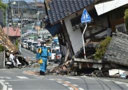 زلزال بقوة 5.7 درجة يضرب مقاطعة هوكايدو اليابانية