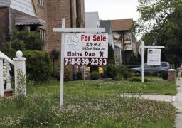 مبيعات المساكن القائمة في أمريكا تهبط لأدنى مستوى
