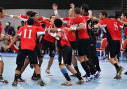 منتخب مصر يتأهل لنصف نهائي بطولة البحر المتوسط لليد للناشئين