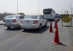إغلاق جزئى لمحور 26 يوليو باتجاه شارع السودان وميدان لبنان