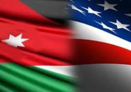 الأردن والولايات المتحدة يبحثان سبل تعزيز التعاون العسكرى