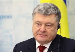 الرئيس الأوكراني يتعهد بإعادة شبه جزيرة القرم إلى أوكرانيا بعد الانتخابات الرئاسية