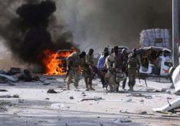 انفجاران يهزان العاصمة الصومالية مقديشيو