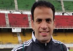 محمد الحنفي حكما لمباراة الزمالك والمقاولون في الدوري